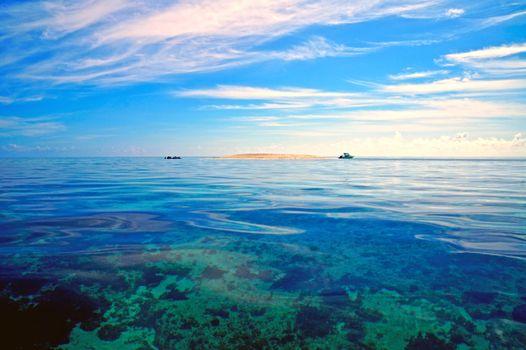 Бесплатные фото море,остров,лодка