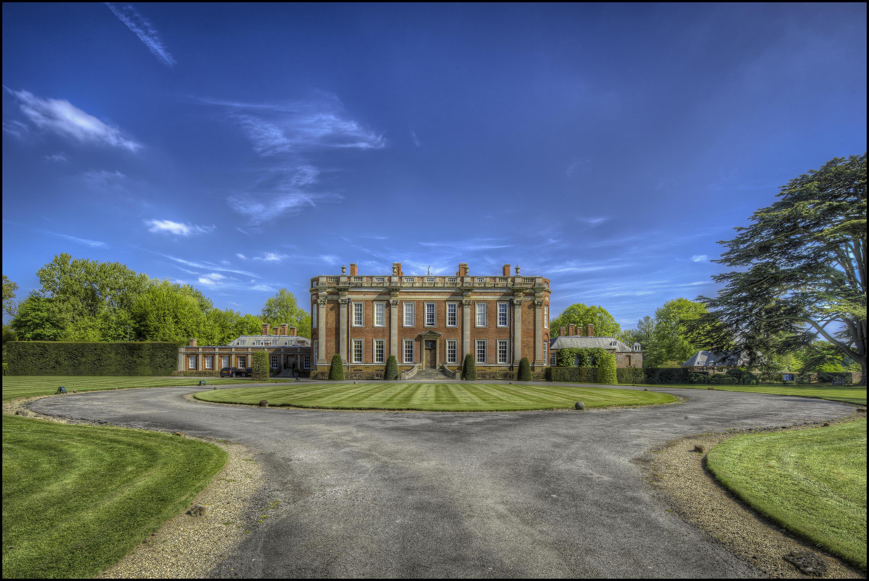 Northamptonshire, England, Cottesbrooke Hall