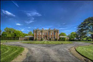 Photo free Northamptonshire, England, Cottesbrooke Hall