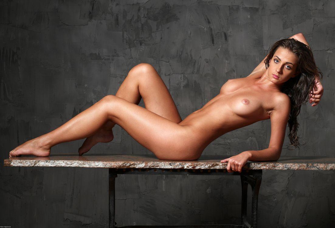 Фото бесплатно Обнаженная девушка, голая, Jula - на рабочий стол