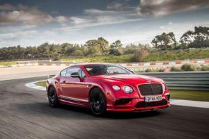 Фото бесплатно Bentley Continental Supersports, машина, автомобиль