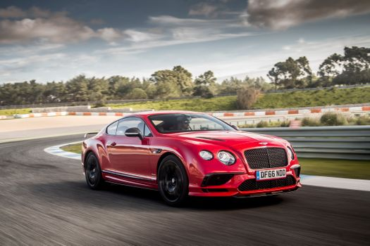 Photo free Bentley Continental Supersports, car