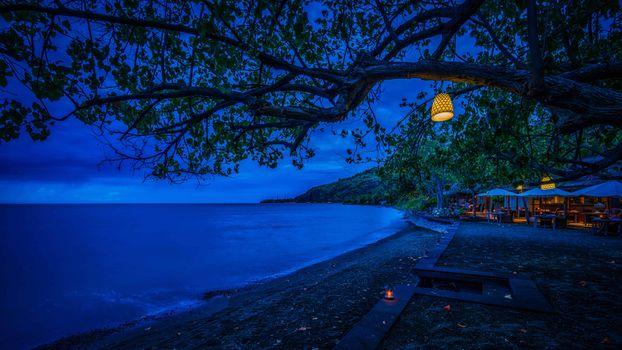 Заставки Бали, Индонезия, пляж