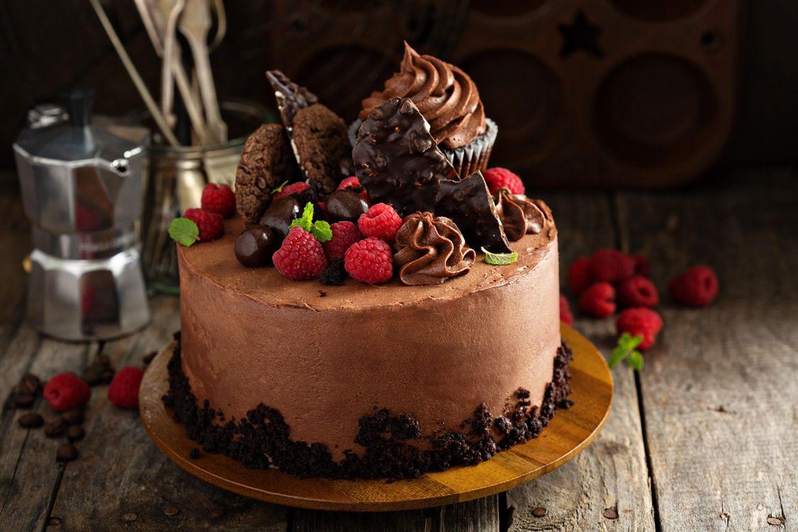 Фото бесплатно торт, украшение, крем, еда