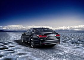 Фото бесплатно Lexus LS 500h, автомобиль, машина