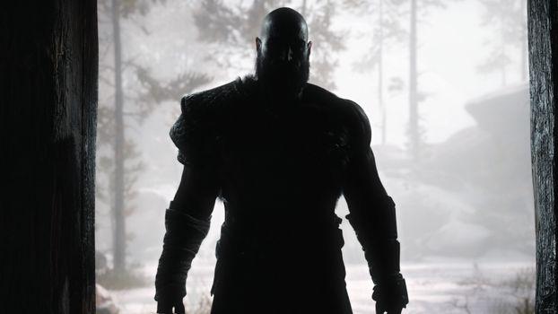 Заставки игры PS, игры, God Of War