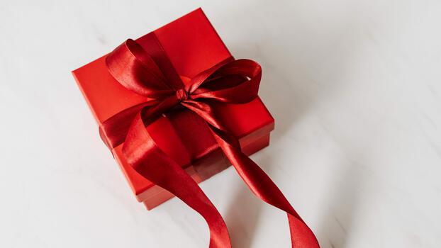Фото бесплатно ленточка, подарок, упаковка