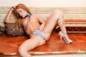 Бесплатные фото Sandra C,модель,красотка,голая,голая девушка,обнаженная девушка,позы