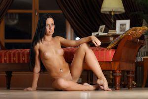 Заставки Freja A, модель, красотка, голая, голая девушка, обнаженная девушка, позы