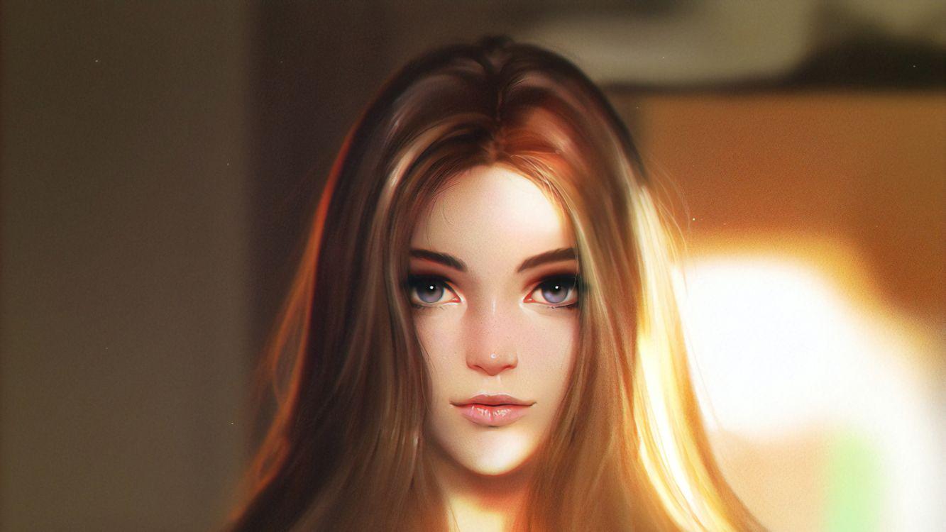 Обои художественное произведение, Deviantart, Fantasy Girls картинки на телефон