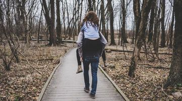 Бесплатные фото пара, прогулка, любовь, осень, couple, walk, love