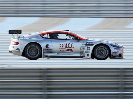Фото бесплатно Aston Martin, стиль, в движении