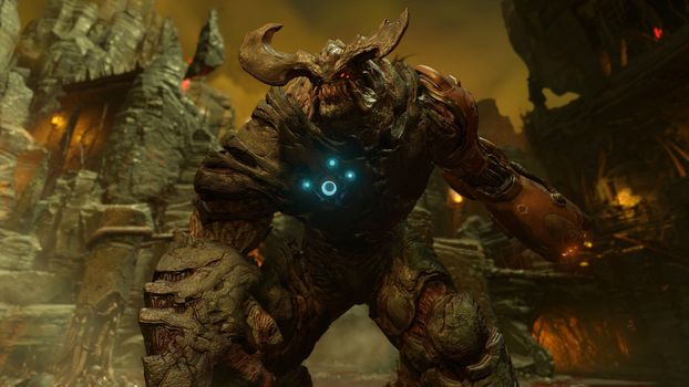 Заставки Doom 4, Ps Games, Doom