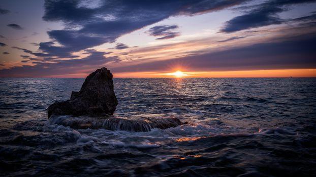 Photo free nature, Croatia, sea