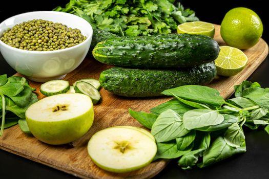 Фото бесплатно еда, извести, огурцы