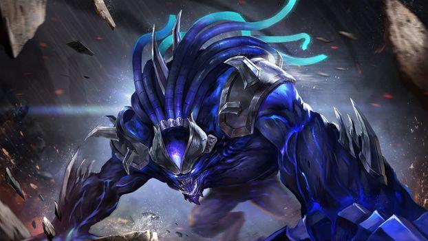 Заставки герои Newerth, Монстр, Существо