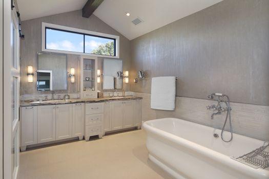Фото бесплатно оформление интерьера, ванная комната, дизайн