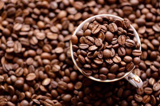 В Кофе зёрнах