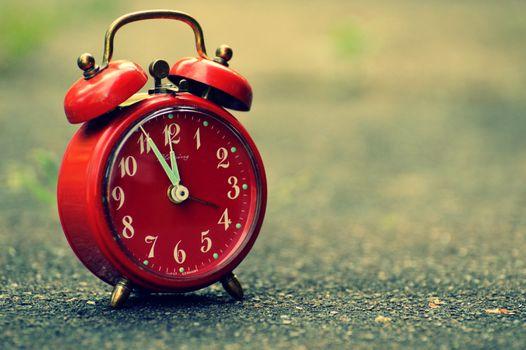 Photo free hand, clock, time