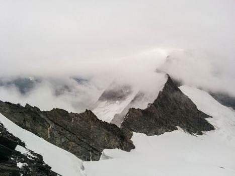Photo free white, mountain range, snow