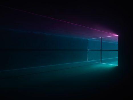 Фото бесплатно Windows 10, Windows, логотип