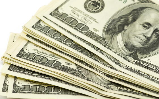 Photo free dollar, money, bills