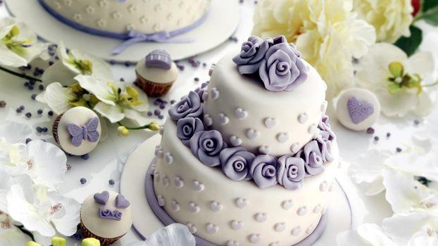 Фото бесплатно svadba, sladkoe, tort