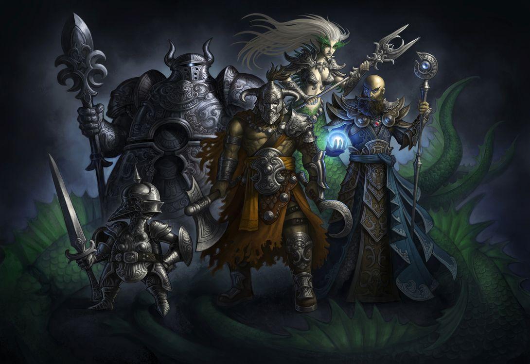 World of warcraft legion · бесплатное фото
