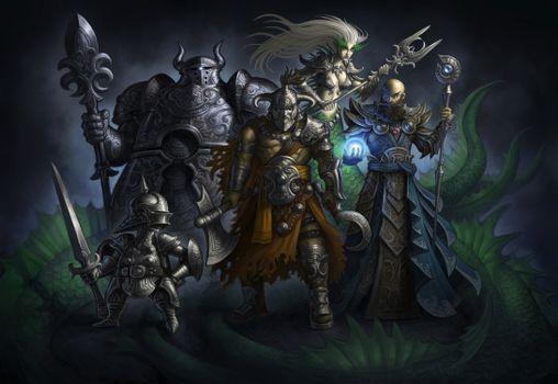 World of warcraft legion · free photo