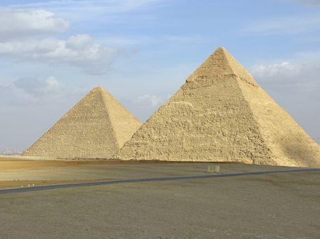 Фото бесплатно памятник, пирамиды, ориентир