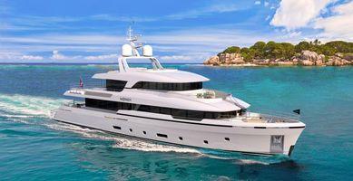 Фото бесплатно тропики, Сейшелы, море, остров, яхта