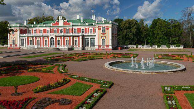 Заставки ландшафтный дизайн, фонтаны, Таллин