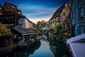 Фото бесплатно Colmar, Кольмар, Франция