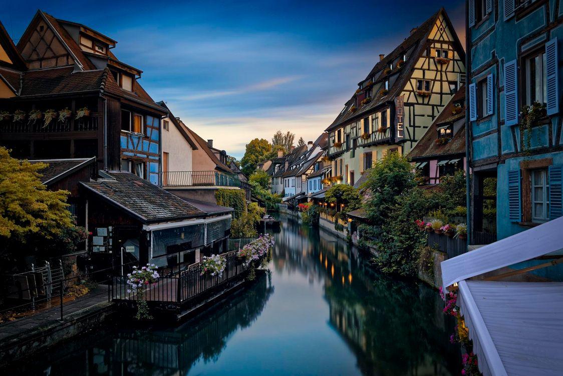 Фото бесплатно Colmar, Кольмар, Франция, город