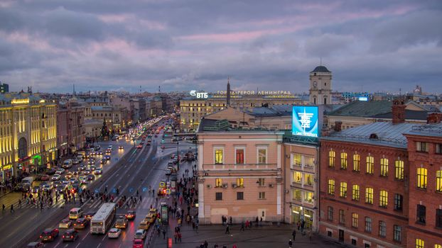 Заставки Санкт-Петербург Лиговский проспект