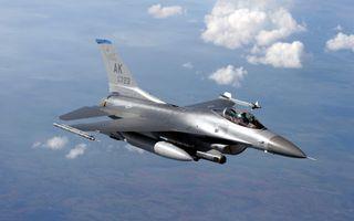 Бесплатные фото общая динамика f-16 боевого сокола,самолетов,военных самолетов