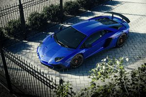 Фото бесплатно Lamborghini Aventador SVJ, Behance, Ламборгини Авентадор