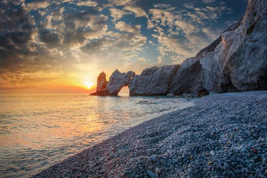 Фото бесплатно скалы, арки, берег