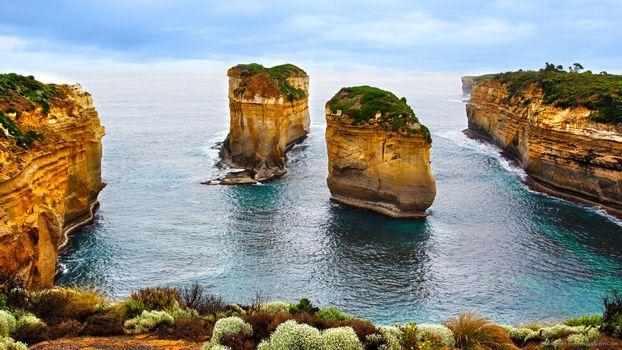 Фото бесплатно географическая особенность, скалы, пейзаж