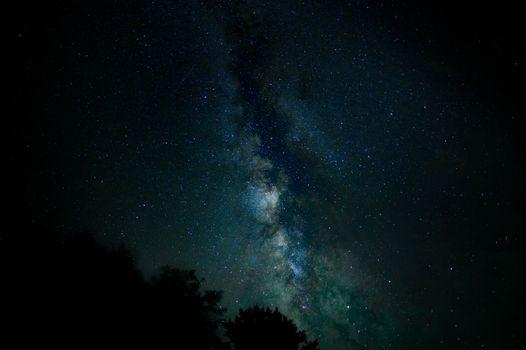 Фото бесплатно starry sky, stars, milky way