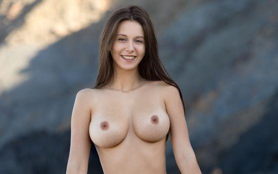 Фото бесплатно сиськи, сексуальная девушка, горячая