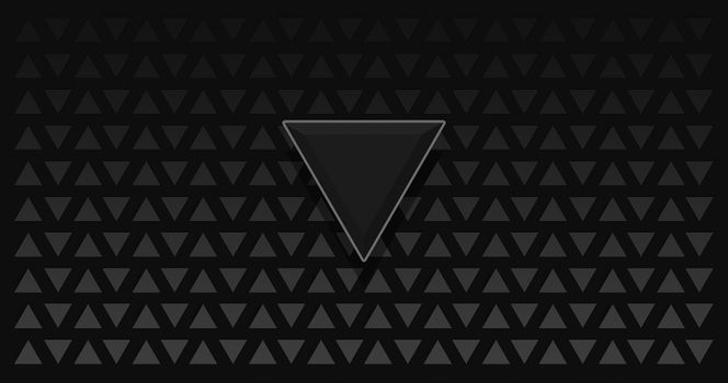 Photo free triangle, artstation, dark