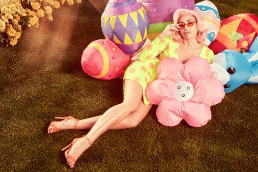Photo free music, photoshoot, Miley Cyrus