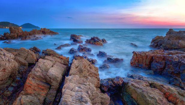 Фото бесплатно природа, Таиланд, море