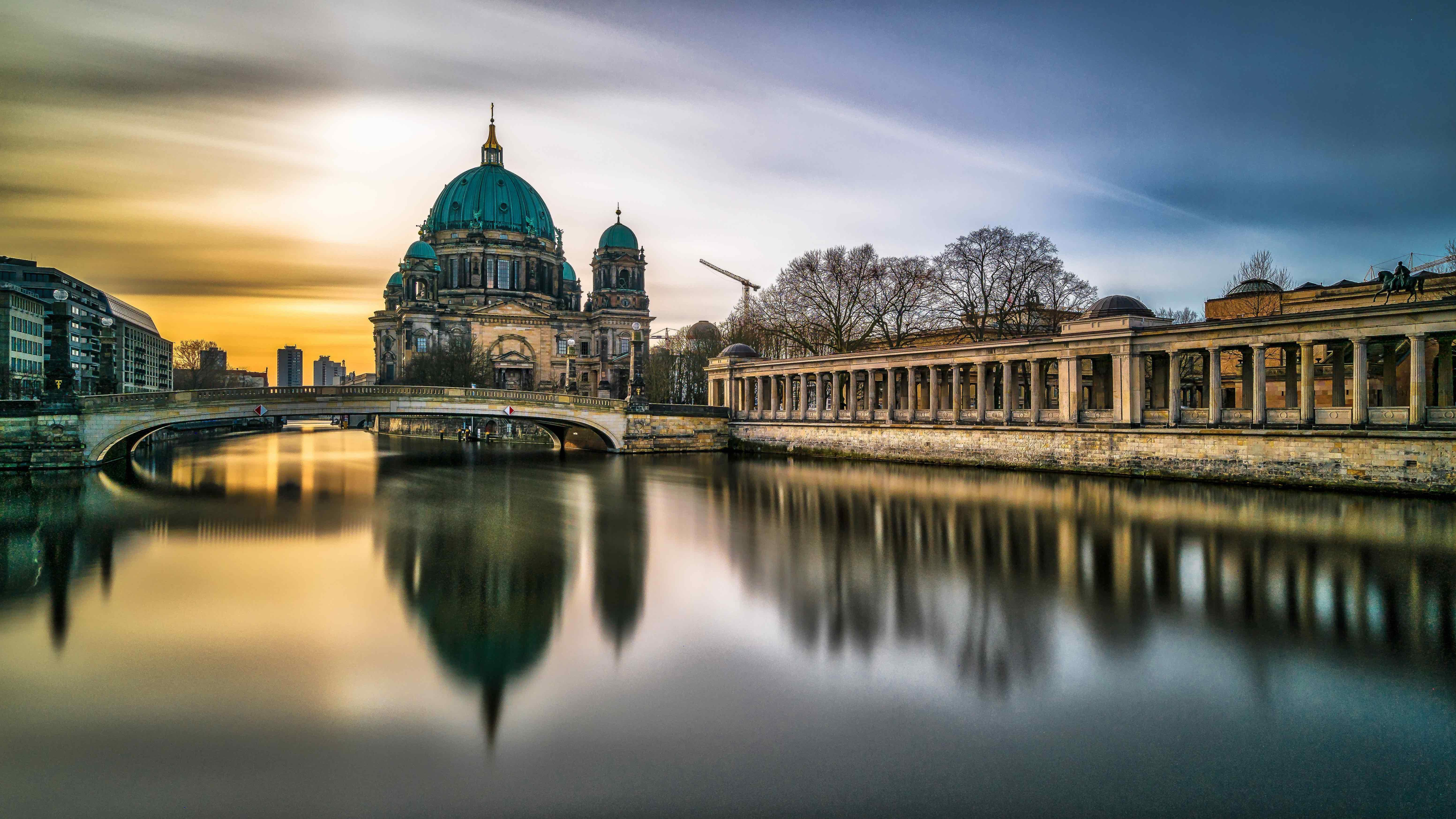 Обои Берлин, Берлинский Кафедральный Собор, Германия