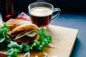 Фото бесплатно чай, блюдо, еды