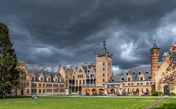 Photo free cities, Belgium, castles