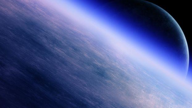 Фото бесплатно планета, пространство, Digital Universe