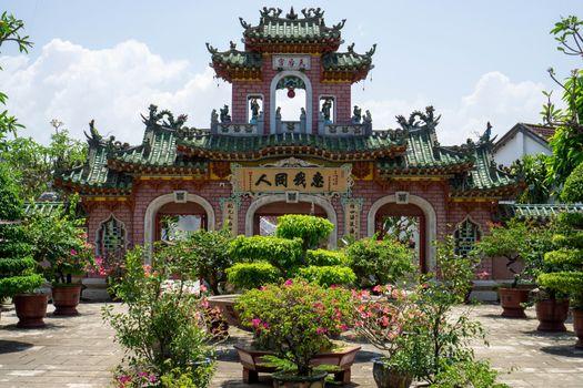 Фото бесплатно города, Вьетнам, пагоды