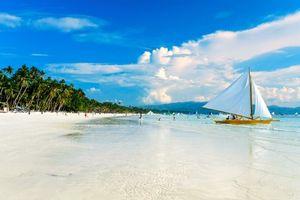 Бесплатные фото тропики,море,пляж,яхта